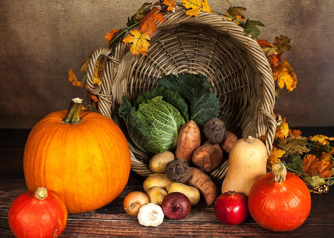 Top 5 des aliments de l'automne pour la fertilité