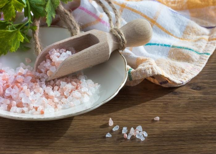Iode et sel de l'Himalaya