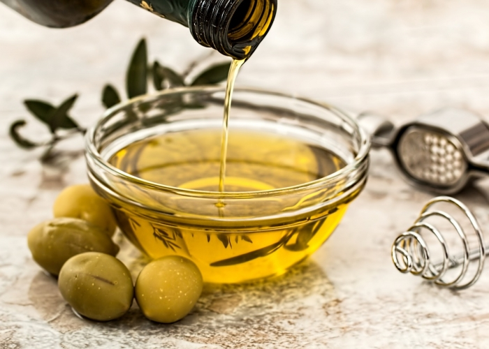 Huile d'olive: bons apports en oméga 9