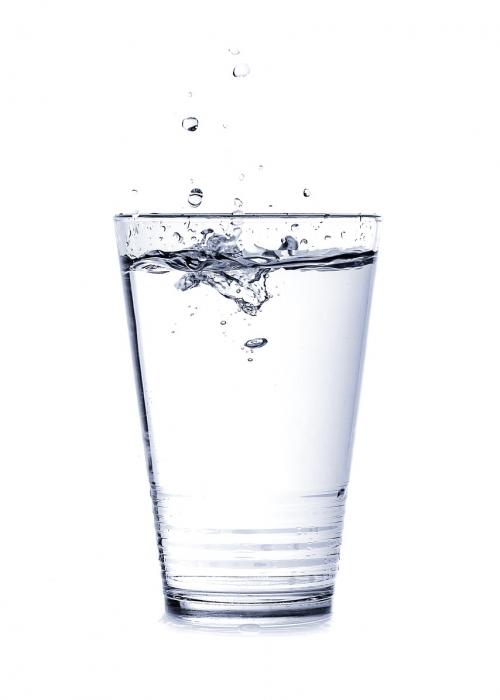 Buvez beaucoup d'eau!