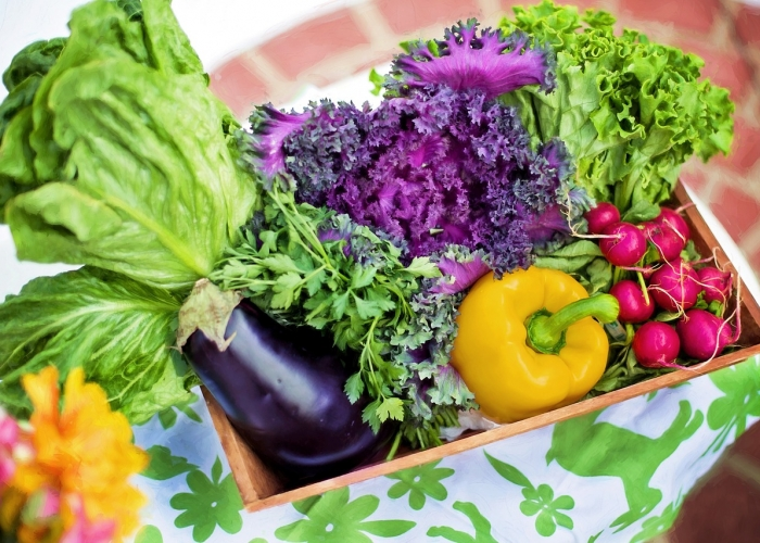 Mangez des légumes!