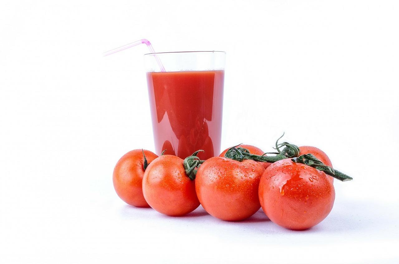 Jus de tomates et fertilité masculine