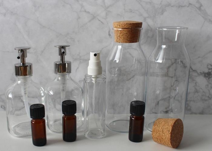 Mélange Ricin et huiles essentielles fertilite
